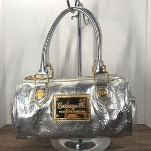 Betsey Johnson Barrel Bag